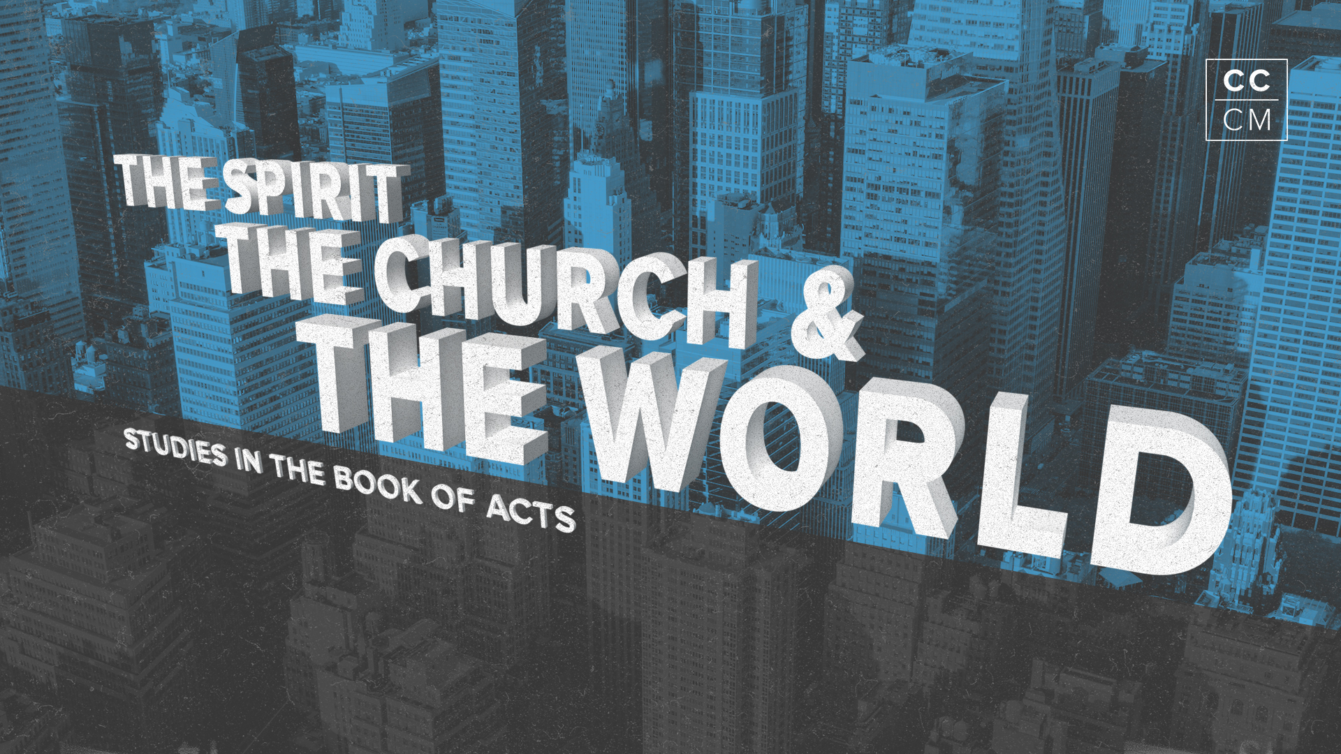 The Spirit The Church The World 1920x1080
